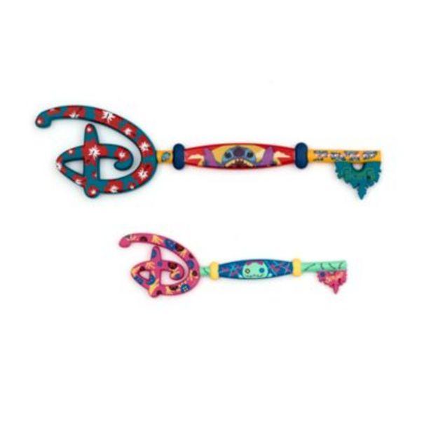 Oferta de Set llaves Stitch, Disney Store por 15€