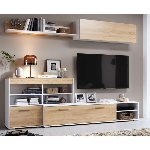 Oferta de Mueble de salón Aspen 260 cm. en Ahorro Total por 199€