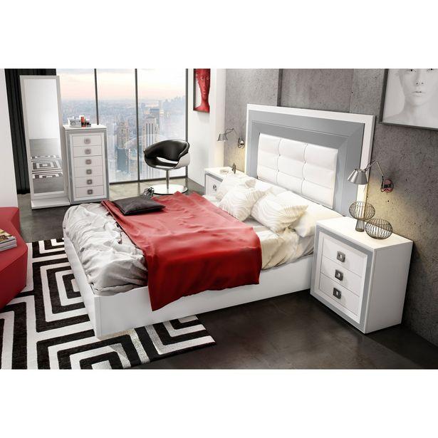 Oferta de Dormitorio matrimonio 187B en Ahorro Total por 839€