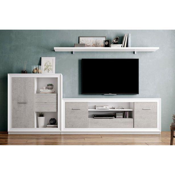 Oferta de Mueble de salón 703 - 255 cm. en Ahorro Total por 469€
