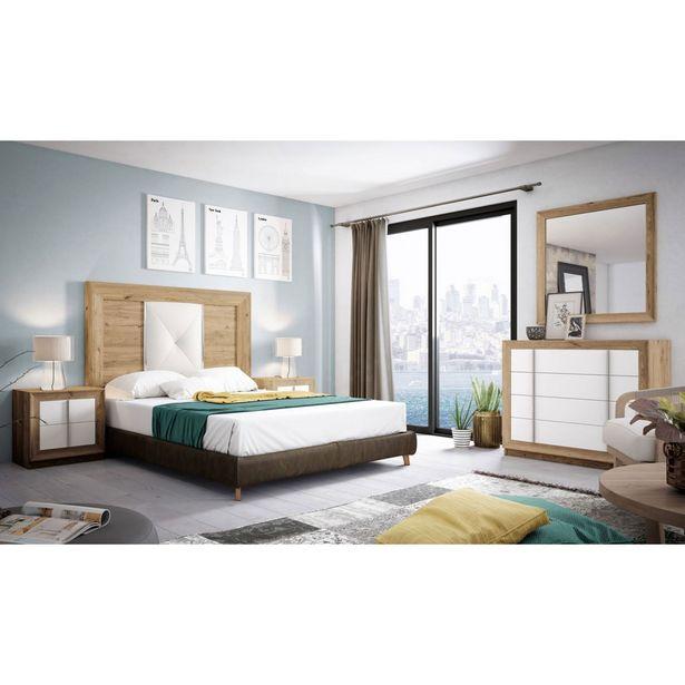 Oferta de Dormitorio matrimonio COMPLETO 863 en Ahorro Total por 779€