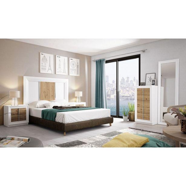 Oferta de Dormitorio matrimonio COMPLETO 864 en Ahorro Total por 729€