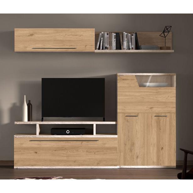 Oferta de Mueble de salón 05 - 220 cm. en Ahorro Total por 509€
