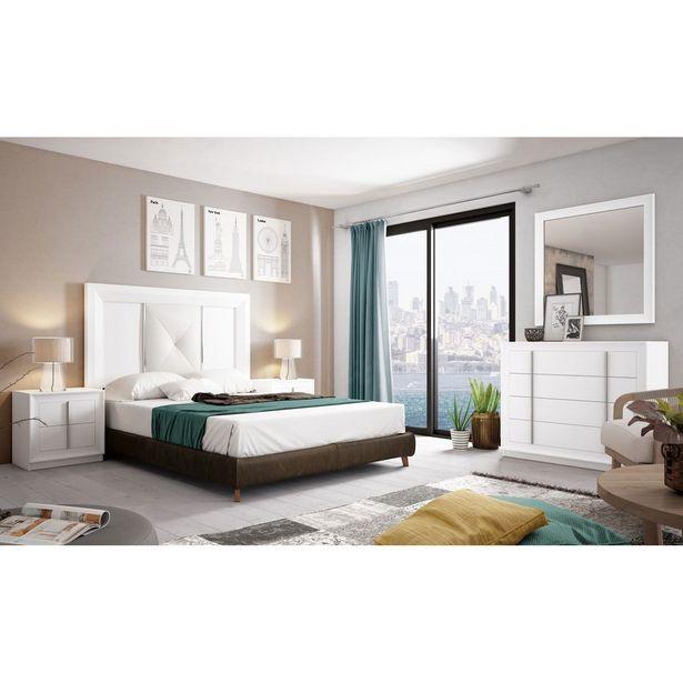 Oferta de Dormitorio matrimonio COMPLETO 856 en Ahorro Total por 779€