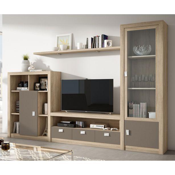Oferta de Mueble de salón 645B - 280 cm. en Ahorro Total por 519€