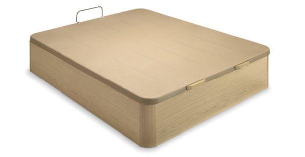 Oferta de Canapé abatible de madera Glasgow por 349,2€