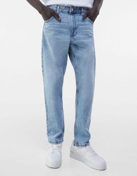 Oferta de Jeans straight fit vintage por 7,99€