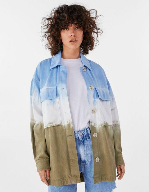 Oferta de Sobrecamisa tie dye por 17,99€