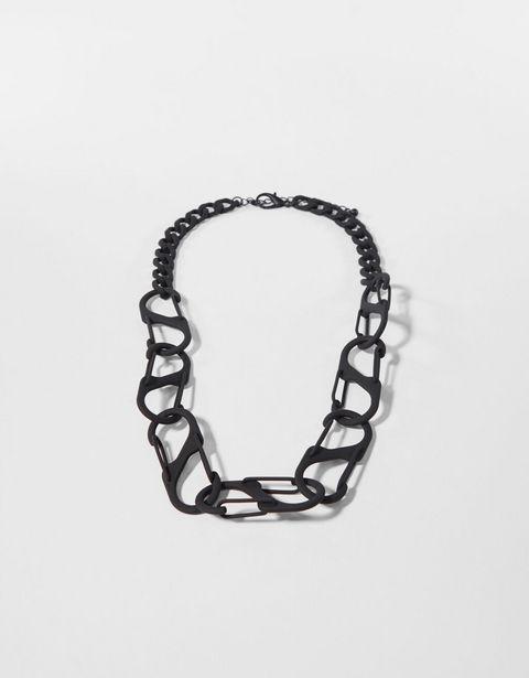 Oferta de Collar eslabones XXL por 1,99€