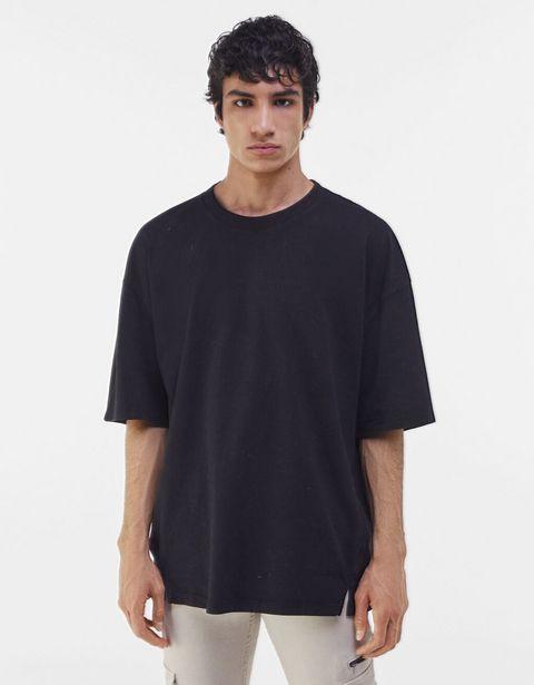 Oferta de Camiseta oversize efecto acid wash por 7,99€