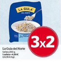 Oferta de Gulas La Gula del Norte por 4,99€