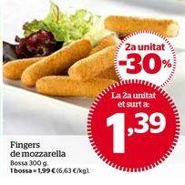 Oferta de Mozzarella por 1,39€
