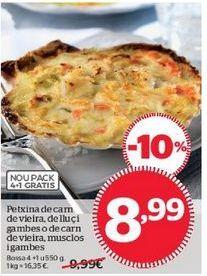 Oferta de Platos preparados por 8,99€