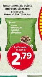 Oferta de Setas por 2,79€