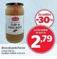 Oferta de Caldo por 2,79€