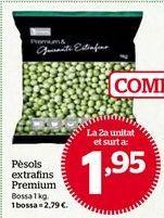 Oferta de Guisantes por 1,95€