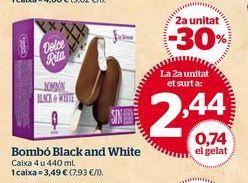 Oferta de Bombón helado por 2,44€