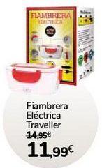 Oferta de Fiambrera Eléctrica Traveller por 11,99€