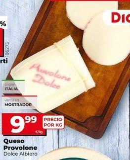 Oferta de Queso provolone por 9,99€
