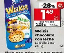 Oferta de Bollería La Bella Easo por 1,49€