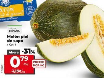 Oferta de Melón por 0,79€