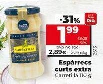 Oferta de Espárragos Carretilla por 1,99€