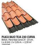 Oferta de Placas de techo por