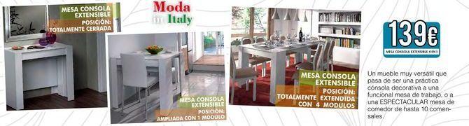 Oferta de Muebles por 139€