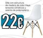 Oferta de Sillas por 22€