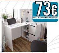 Oferta de Mesa de estudio por 73€