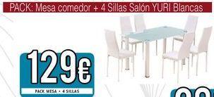 Oferta de Mesa de comedor por 129€