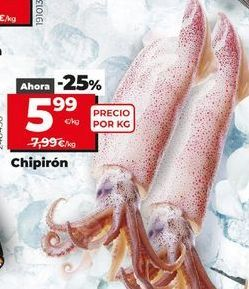 Oferta de Chipirones por 5,99€