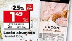 Oferta de Lacón ahumado Navidul por 1,49€
