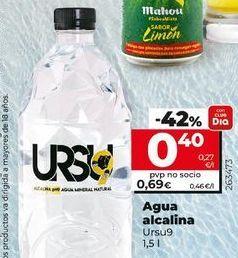 Oferta de Bebida isotónica por 0,4€