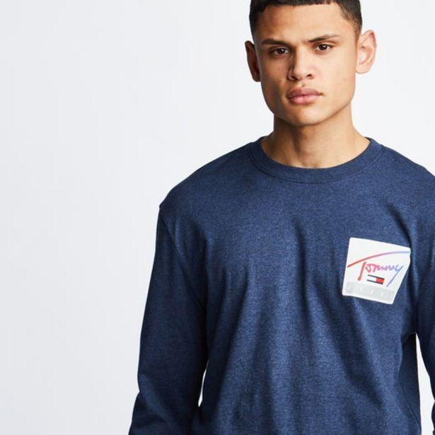Oferta de Tommy Jeans Longsleeve por 29,99€