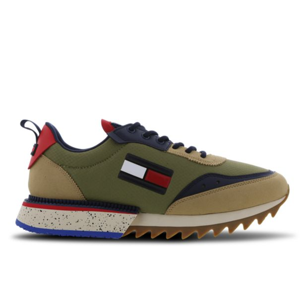 Oferta de Tommy Jeans Cleated Runner Mix por 59,99€