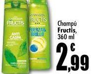Oferta de Champú Fructis por 2,99€