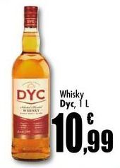 Oferta de WhiskyDyc, 1L por 10,99€