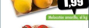 Oferta de Melocoton amarillo, el kg por 1,99€