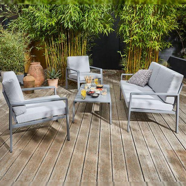 Oferta de Conjunto de jardín Moorea por 419€