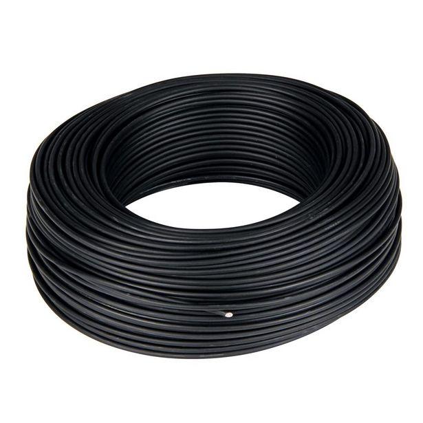 Oferta de CABLE H07V-K 1 X 2.5 - 100 M NEGRO por 24,95€