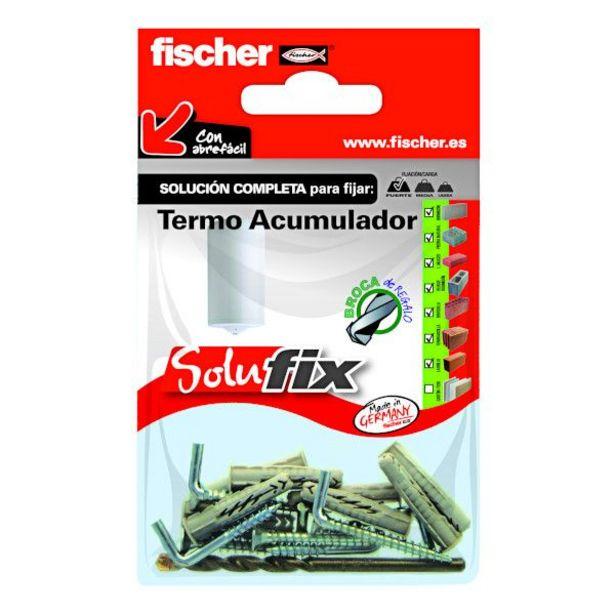 Oferta de SOLUFIX TERMOS/ACUMULADORES FISCHER por 5,35€