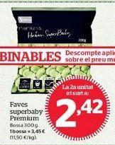 Oferta de Habas por 2,28€