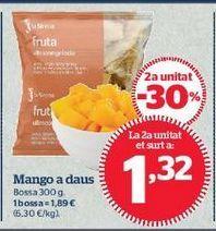 Oferta de Mangos por 1,25€
