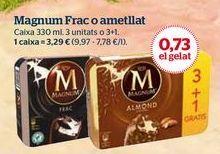 Oferta de Helados Magnum por 3,29€