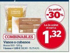Oferta de Galletas por 1,32€