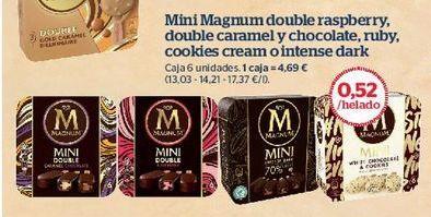 Oferta de Helados Magnum por 4,69€