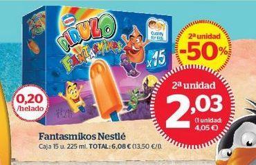Oferta de Helados por 2,03€