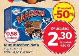 Oferta de Helados por 2,3€