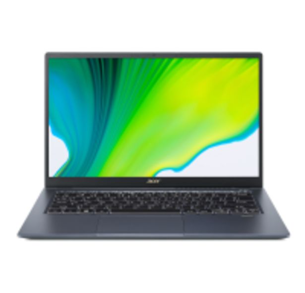 Oferta de Acer Swift 3X Portátil Ultrafino | SF314-510G | Azul por 899€